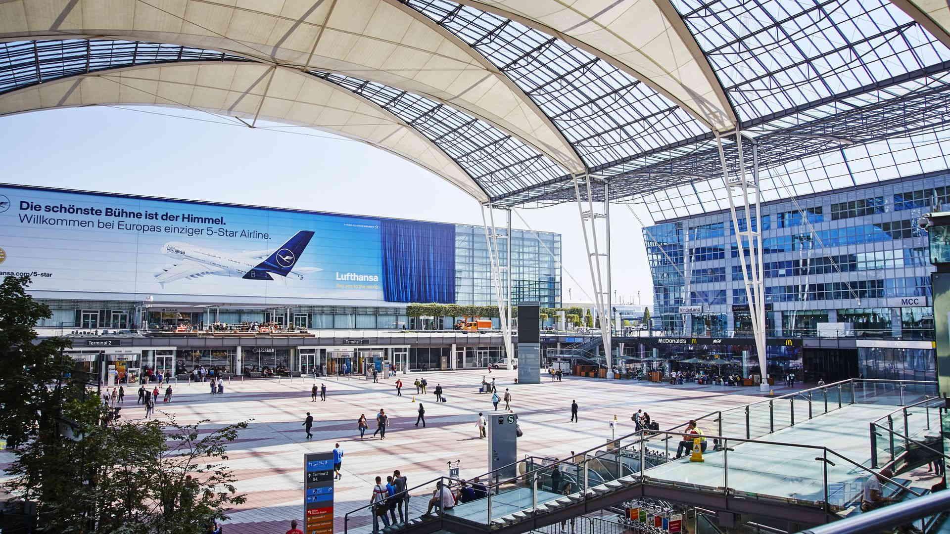Avrupa Havalimanları